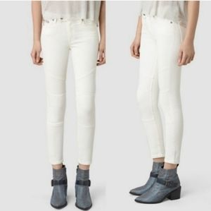 All Saints Biker Fit jeans